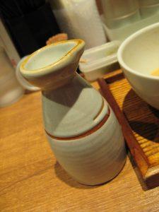 鰤白湯つけ麺割りスープ